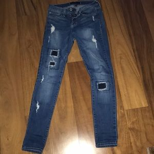 Size 24 Flying Monkey jeans